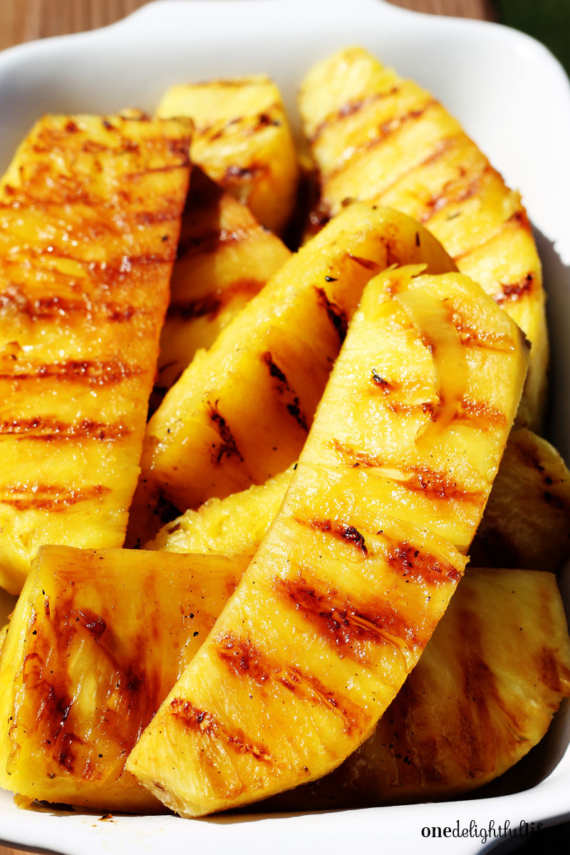 grilled-pineapple-cilantro-rice