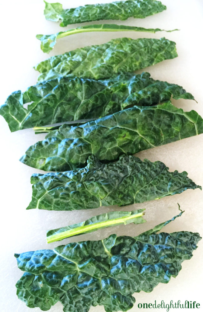 How to Make Healthy Kale Chips