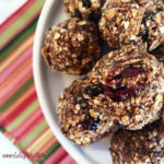 No Bake Energy Bites: A Mid-Day Snack to Keep You From Feeling Hangry