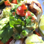 Tequila Lime Chicken with Pico de Gallo and Fresh Guacamole