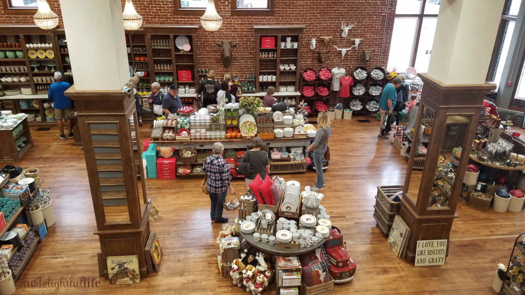 Visiting The Pioneer Woman Mercantile in Pawhuska, Oklahoma