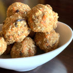 Soft Carrot Cake Energy Balls