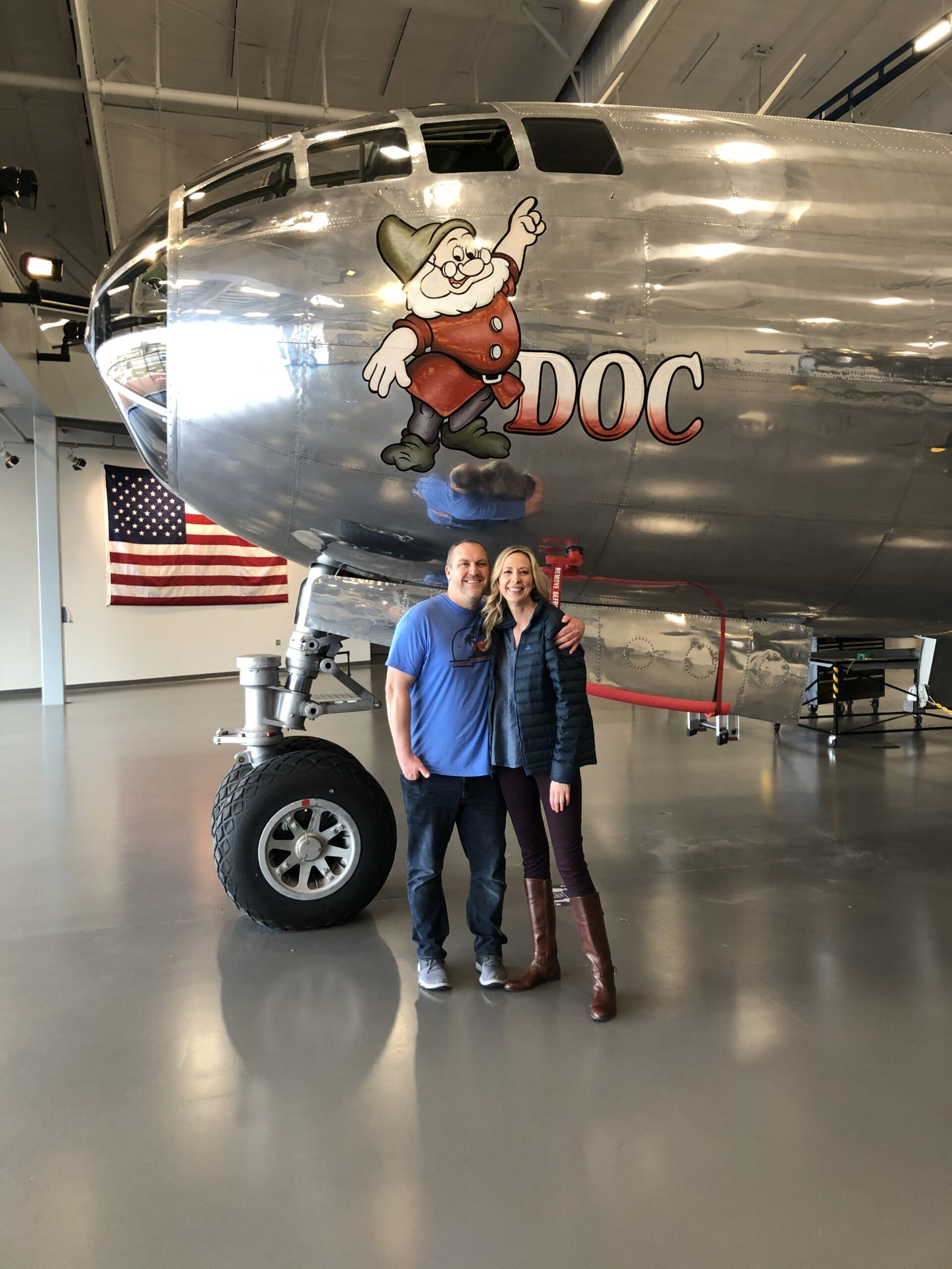 Doc B-29 Superfortress