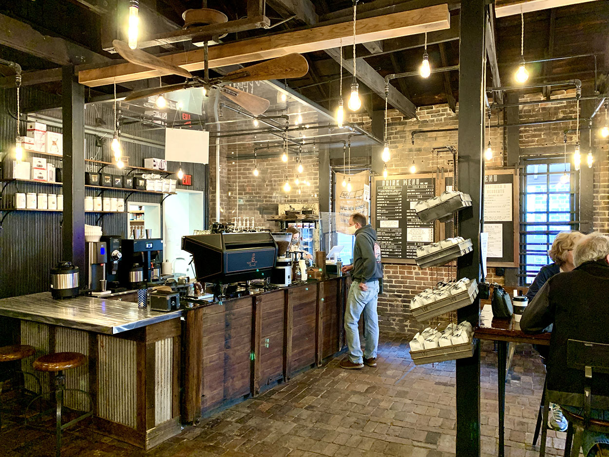 Blacksmith's Coffee Shop & Roastery