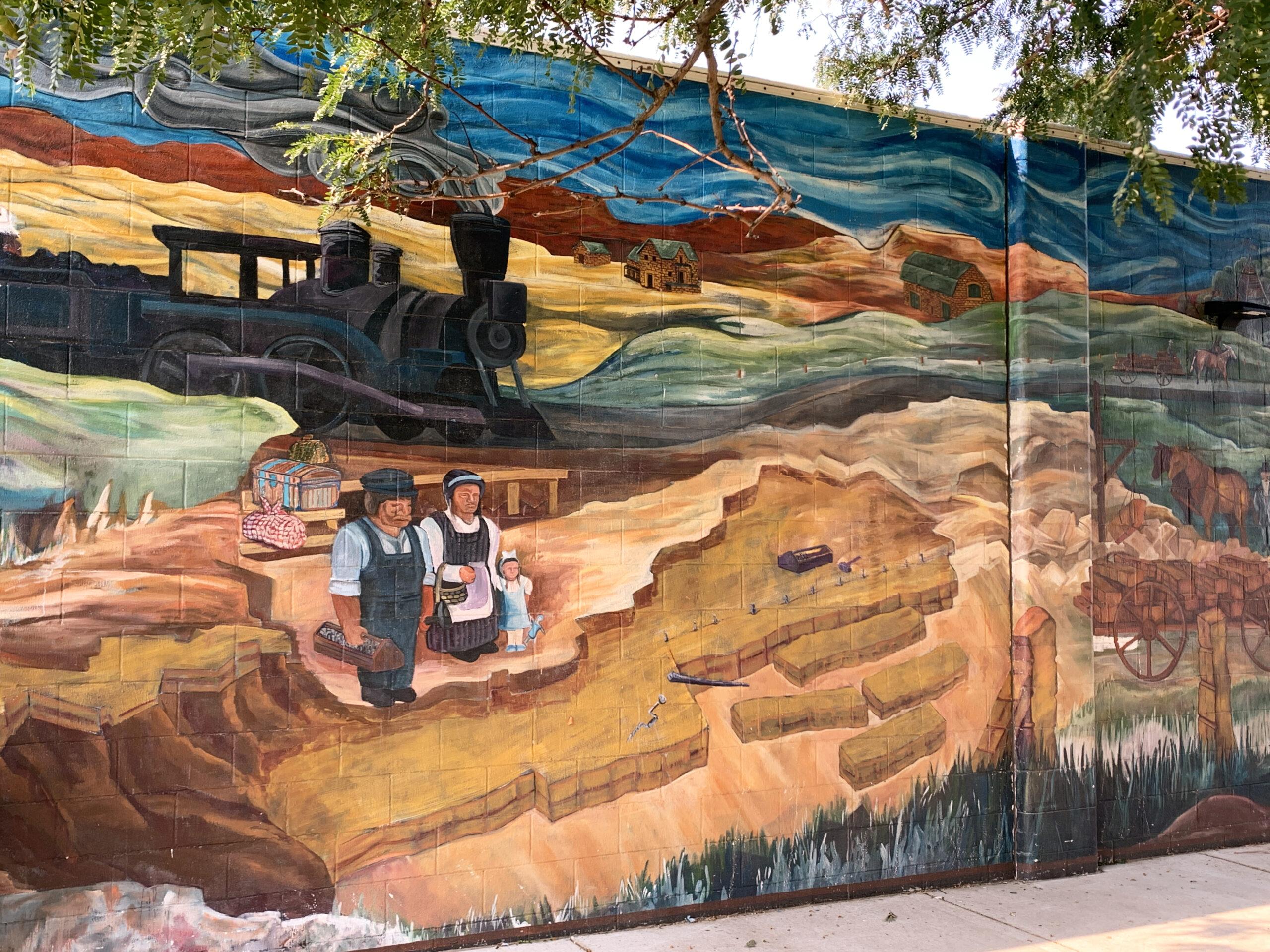 Lucas Mural