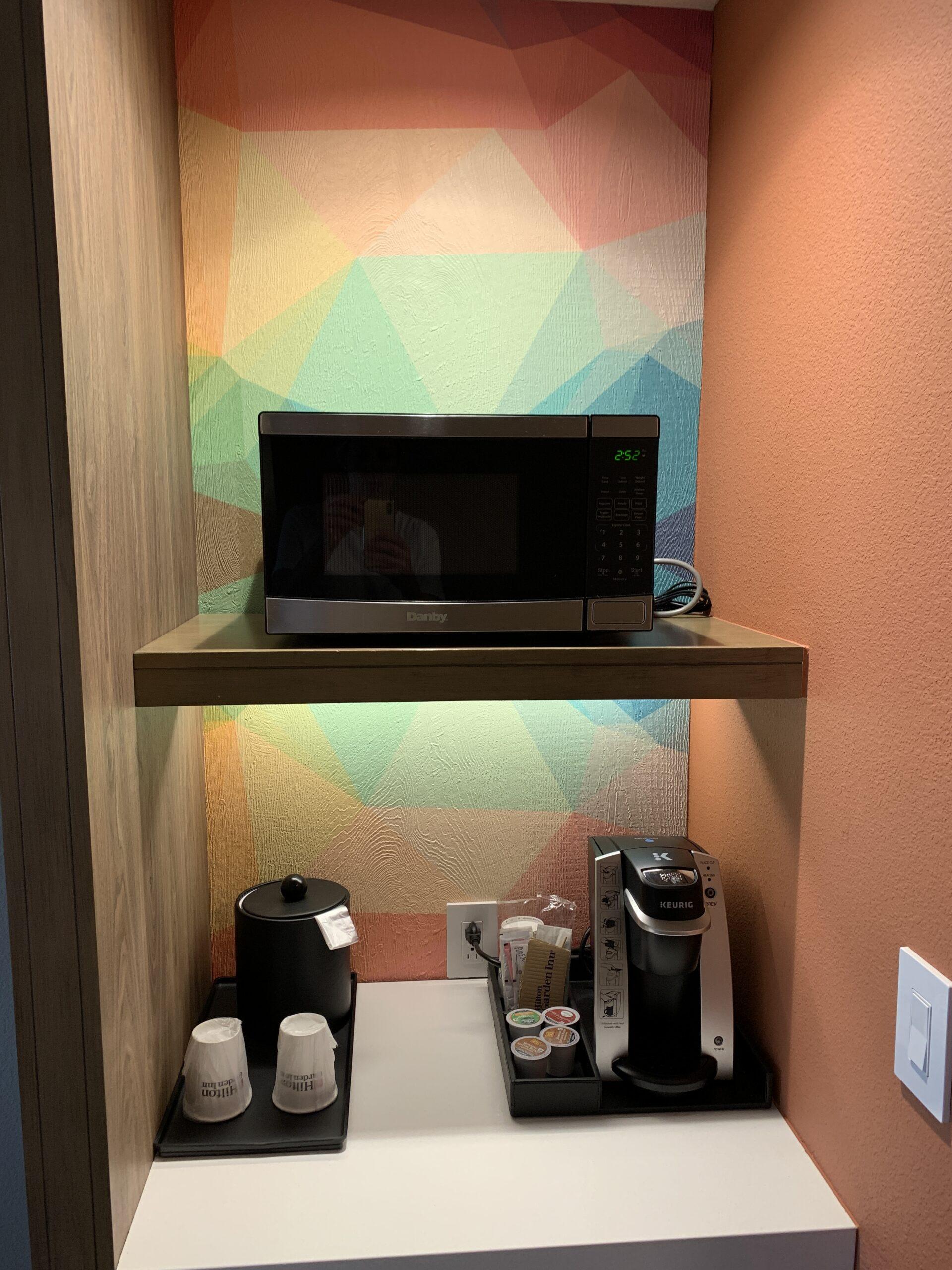 Hotel Room Bar